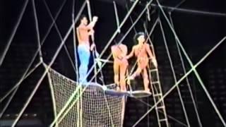 The Flying Espanas, The Original Troupe, Ramon (Monchi), Gladis and Carolina Espana. thumbnail