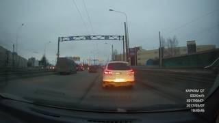 ДТП  на Пискаревском