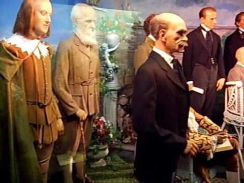 Royal London Wax Museum - Victoria, British Columbia, Canada