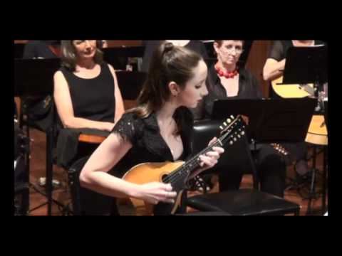 Prelude from Partita No.3 BWV1006 - J.S. Bach - Mandolin