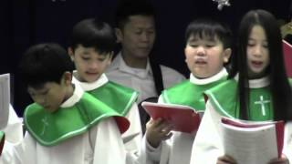 """Happy Birthday Jesus"" Emmanuel Youth Choir- Cộng Đoàn Thánh Giuse-Tacoma-Washington"