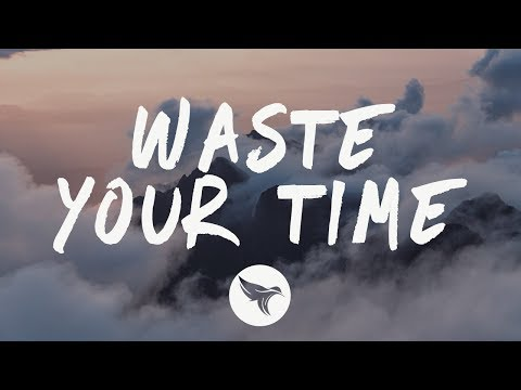 Conor Maynard - Waste Your Time (Lyrics)