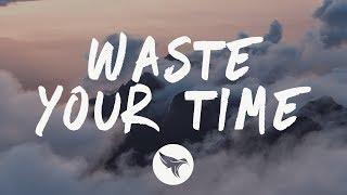 Download Conor Maynard - Waste Your Time (Lyrics)