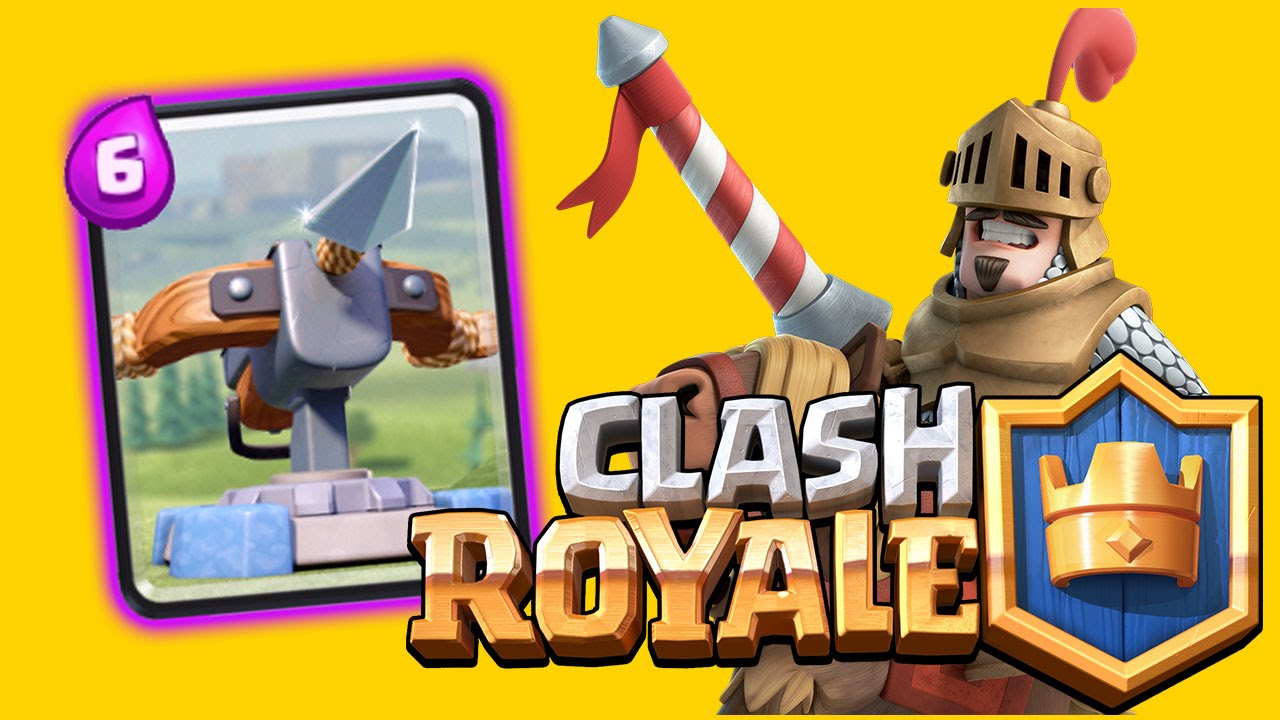 Astuces pour l 39 arc x sur clash royale youtube for Clash royale deck arc x