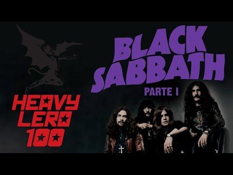 Heavy Lero 100 - BLACK SABBATH (1ªparte) - apresentado por Gastão e Clemente