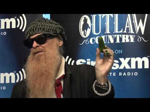 Billy Gibbons' Renegade Guacamole Recipe // Outlaw Country // SiriusXM