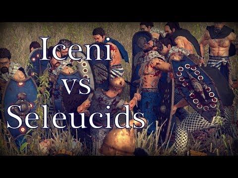 Seleucids rome total war patch