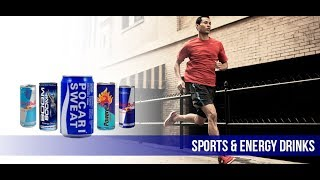 Sports & Energy Drinks Market - Industry Trends and Forecast to 2024 | Data Bride Market Researc