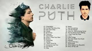 Charlie Puth Best POP Songs 2018 - Charlie Puth Greatest Hits Full Album 2018