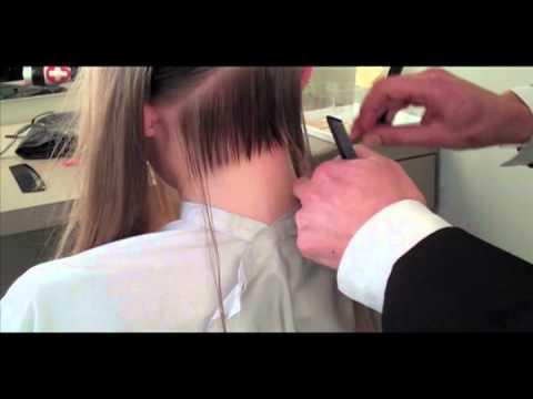Ютуб мастер класс парикмахер подробно #9