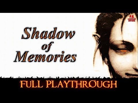 Shadow of Memories / Destiny |OG Xbox| Full Longplay Walkthrough Gameplay No Commentary