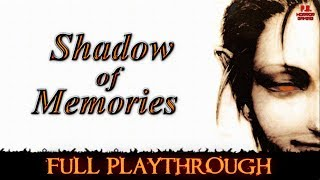 Shadow of Memories / Destiny | Full Longplay Walkthrough No Commentary | OG Xbox/PS2