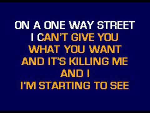 CB30105 01   Theory Of A Deadman   Not Meant To Be [karaoke]