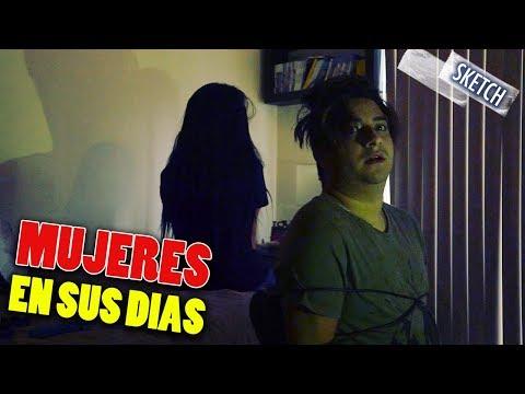 ¡MUJERES EN SUS DIAS! | Mario Aguilar