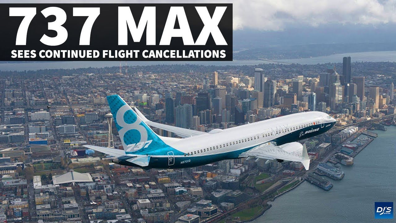 US airlines cancel more 737 MAX flights as grounding continues