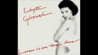 Edyta Górniak - Love Is On The Line SINGLE (1995) Singiel