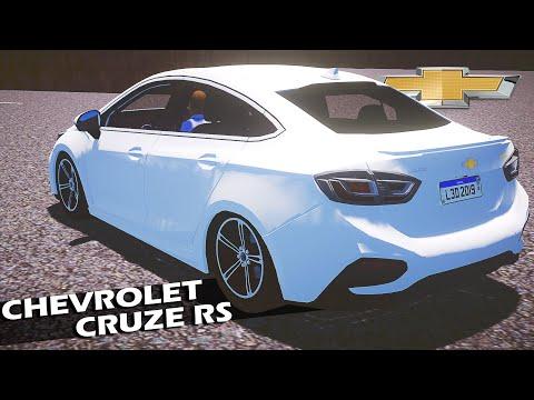 Chevrolet Cruze RS 2018 No Proton Bus Simulator