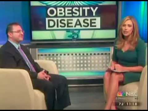 Obesity considered a Disease Dr Nahmias at NBC