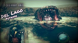 Resident Evil 4-Del Lago putasso #2