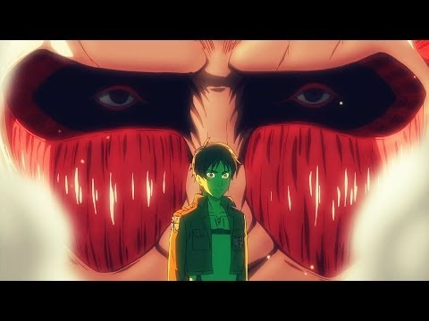 Attack on TITAN | only the strongest will survive