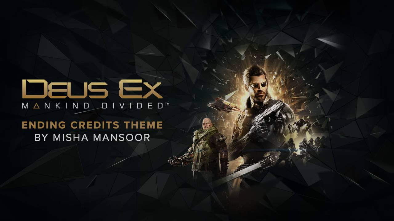 deus ex mankind divided credits
