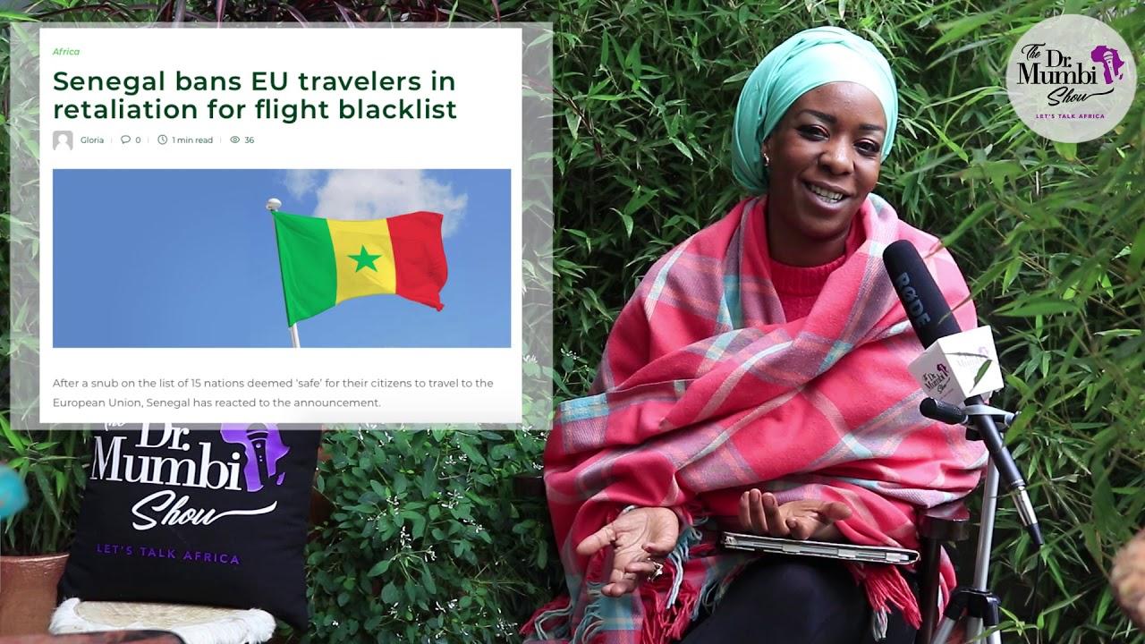 Senegal & Gabon Ban EU Travelers In Retaliation For Travel Blacklist