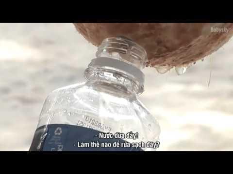 [Vietsub] DBSK - Bí mật cây dừa