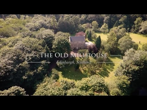 The Old Millhouse - Private Luxury Accommodation In Edinburgh, Scotland
