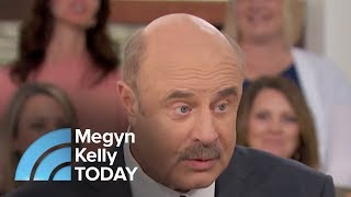 Can You Spot A Liar Dr Phil Shows How Megyn Kelly TODAY