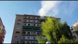 Incendio Martinez de Velasco