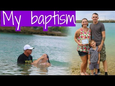BAPTISM IN THE EAST CHINA SEA    |    OKINAWA, JAPAN