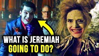 """Jeremiah BRINGS BACK *Spoiler*! - Gotham 5x05 Review """"Pena Dura"""""""