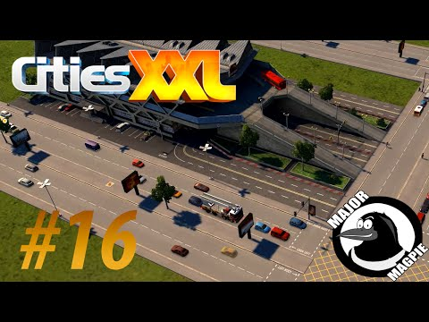 Cities XXL EP 16 - First Bus Line