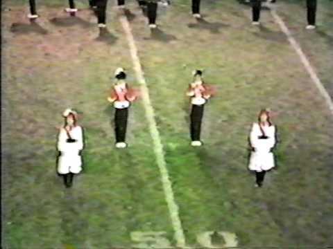 Hancock County High School Band 1983, 84, 81