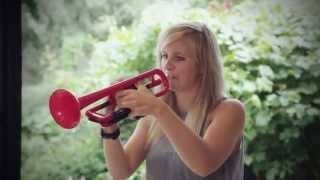 Alison Balsom, international soloist discovers pTrumpet for ...