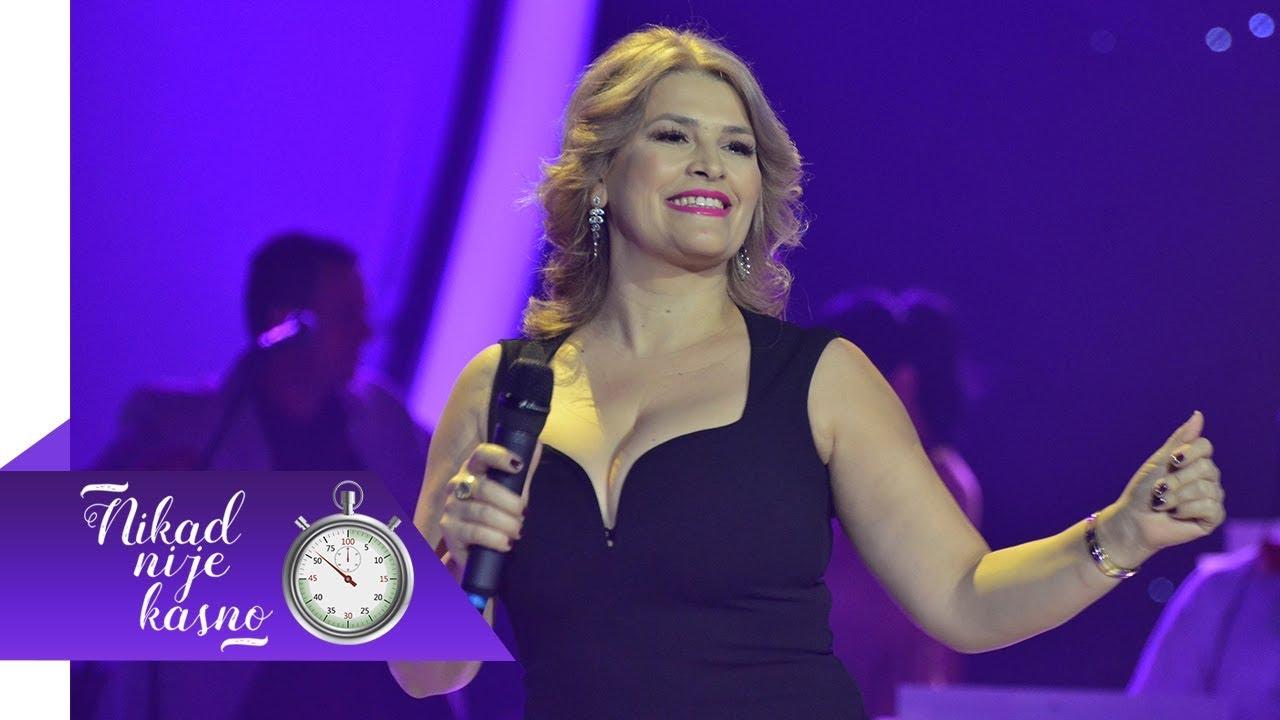 Cristina Voicu - Imam pesmu da vam pevam - (live) - Nikad nije kasno - EM 06 - 20.11.2017