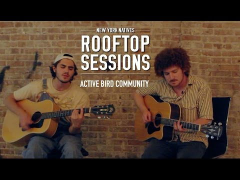 Rooftop Sessions: Active Bird Community - After Party