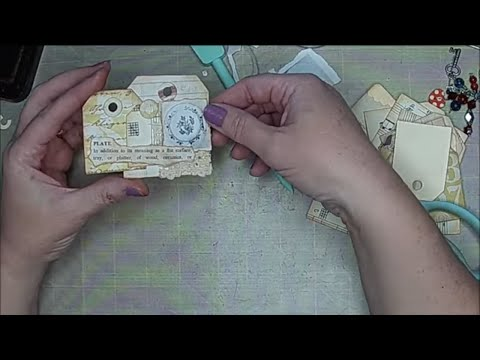 Tutorial: Paperclip Embellishments Part 3 (Tag Paperclips)