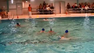 waterpolo zvvs cj 1 tegen de devel cj 1 2016 12 17 periode 4