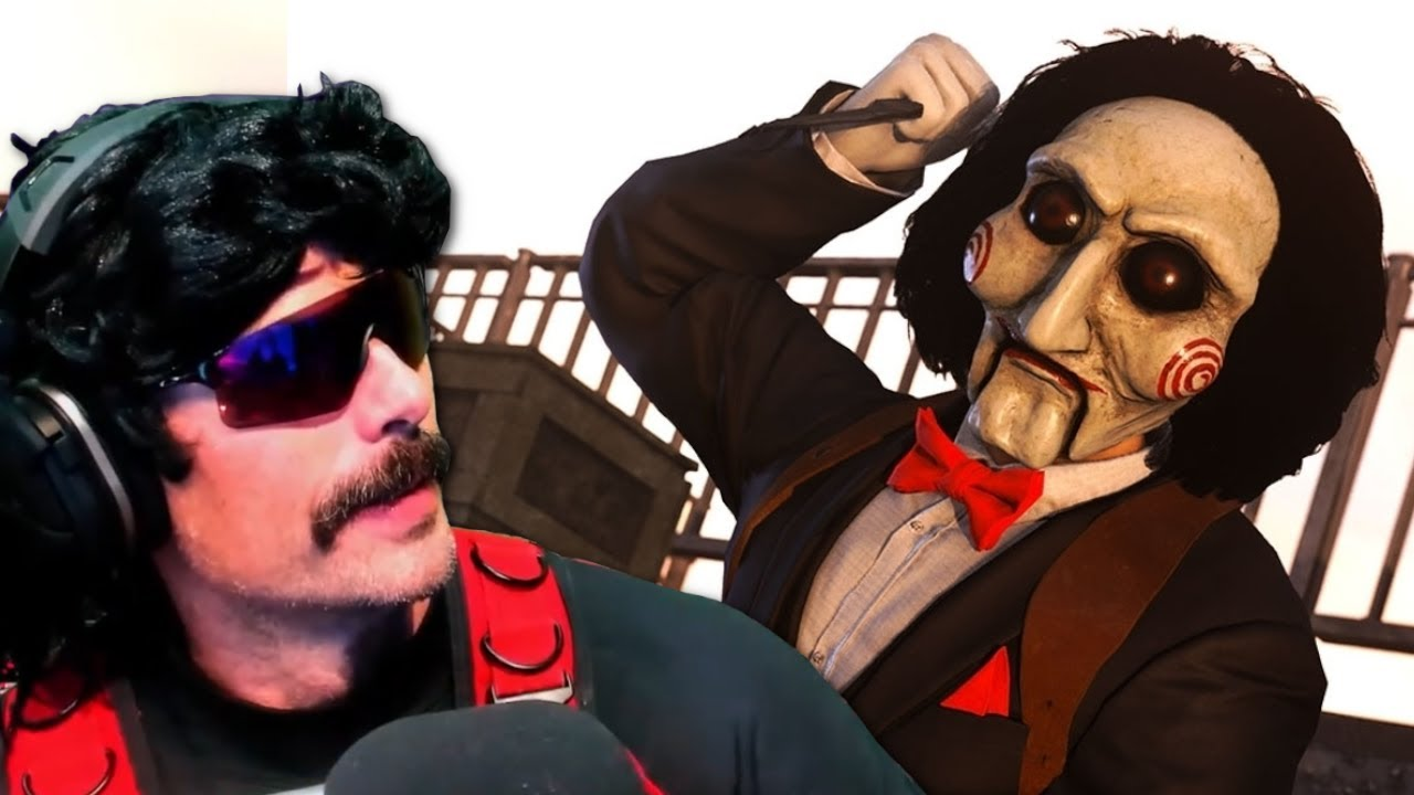 DrDisrespect Tries *NEW* Zombie Royale in Warzone! (Halloween Event)