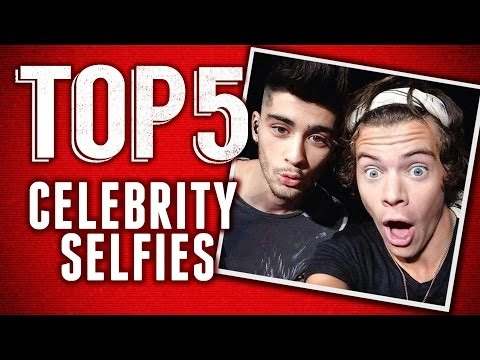 Justin Bieber vs Harry Styles: Who is the Selfie Master? - Top 5 Fridays