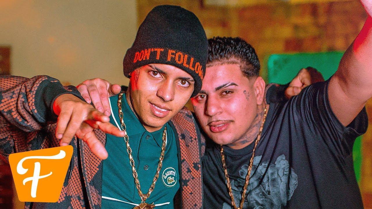 MC Rick e MC Floripa - E o Amor (Funk Explode)