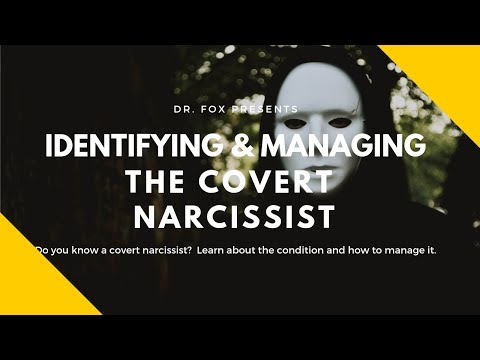 covert narcissist or bpd