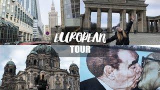 видео Культурный отпуск в Европе: обзор достопримечательностей Берлина и Будапешта
