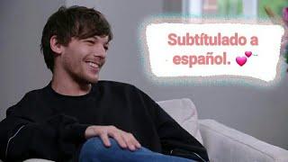 LOUIS TOMLINSON REACCIONA A HARRY STYLES. (SUB EN ESPAÑOL)