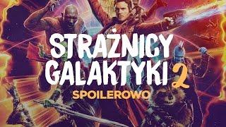 Strażnicy Galaktyki 2 - co grało, a co ssało (wrażenia spoilerowe)