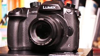 Panasonic GH5 Unboxing and First Impressions