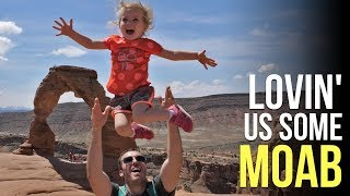 5 Must-Do Stops Near Moab - Arches, Canyonlands, & Dead Horse - RVing Moab in an Airstream -