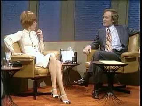 Carol Burnett on The Dick Cavett Show
