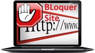 Comment bloquer un site internet sans logiciel sur Windows